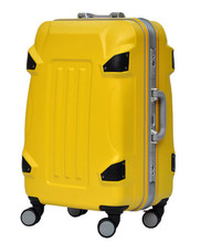 Buy BOLO BRAVE 20 24 28 inch ABS+PC Trolley suitcase /rolling spinner wheels Pull Rod luggage/Women Girl traveller case boarding bag for $147.59 in AliExpress store