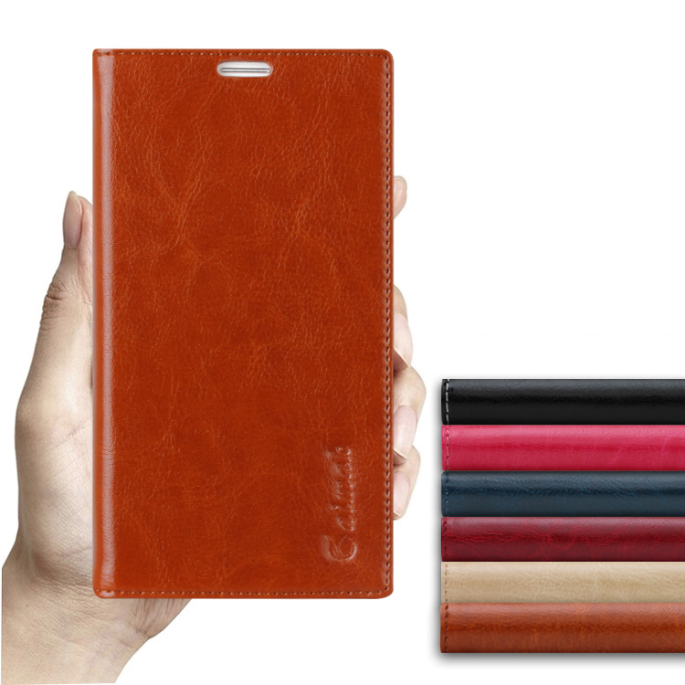 Sucker Cover Case For Meizu Pro 5 MX5 Pro 5 7 High Quality Luxury Genuine Leather
