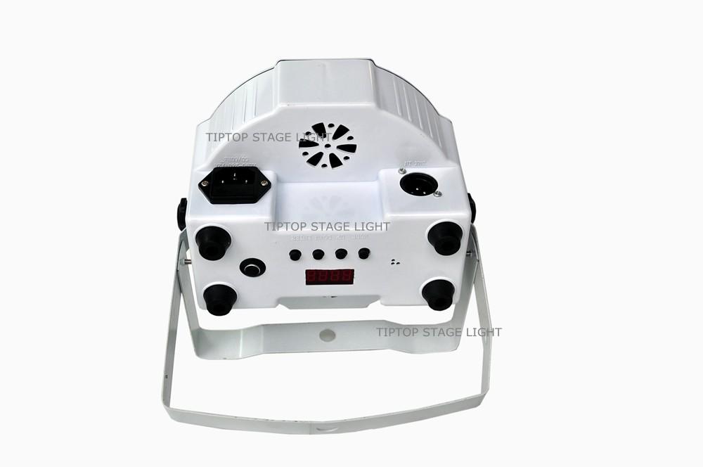 Купить Оптовая продажа цена 30 XLOT 90 Вт 4/8 канала RGBW из светодиодов плоским пар свет 7 * 12 Вт для клуб DJ ну вечеринку DMX управления белого чехол низкий уровень шума