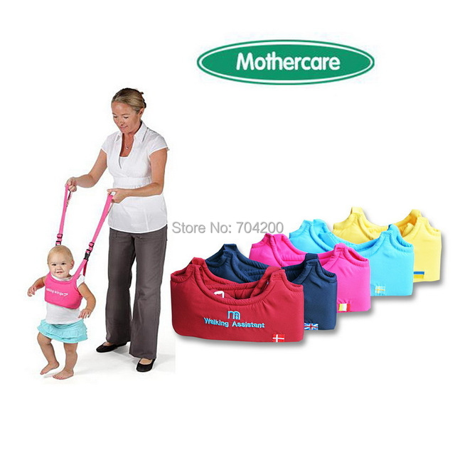 Retail-5 colors Baby Toddler Harness Walk Learning Assistant Walker/Baby walking Assistant/baby safty harness