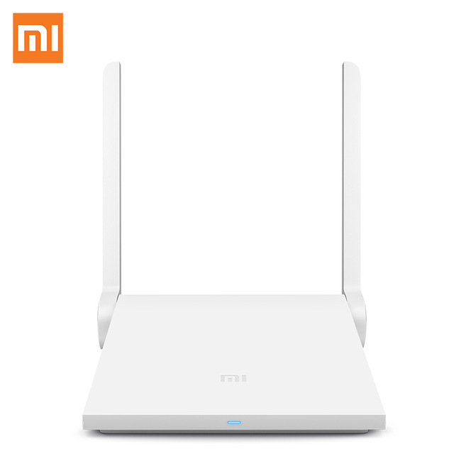 Original XiaoMi WiFi Router Youth Edition Portable Mini Smart Router 2.4GHz Band 300Mbps Wireless Repeater for Smartphone Home(China (Mainland))