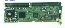 Free Shipping original  industrial motherboard SBC81610 REV:A1 with CPU and memory   full length(China (Mainland))