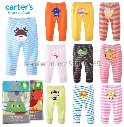 pp pants baby trousers kid wear 4pieces a lot busha new model for autumn drop shipping FREE SHIPPING(China (Mainland))