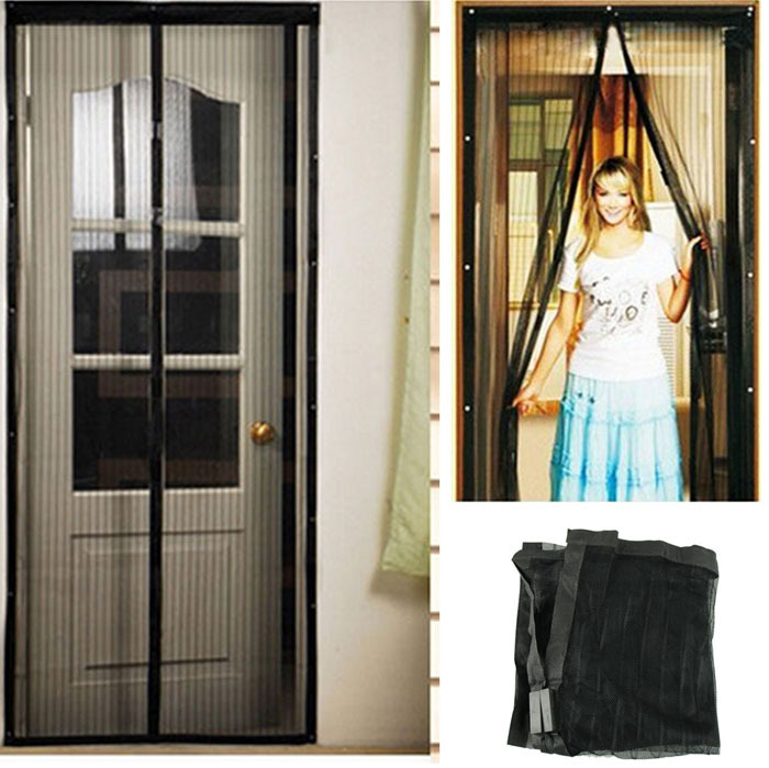 Screen Anti Mosquito Bug Fly Home Gate Door Magic Curtain Delicate Magnetic Mesh Net . & Door Netting \u0026 New Tube Door Netting From DirtyDog4x4 - JKowners ... Pezcame.Com