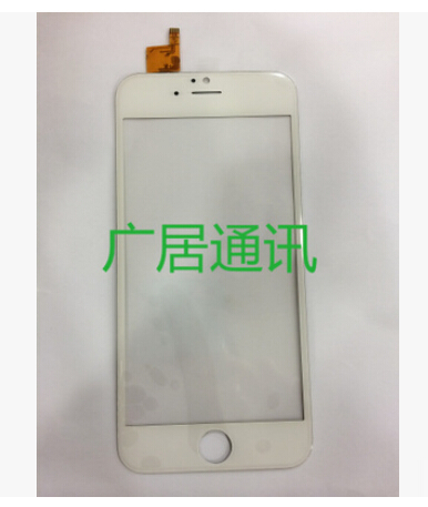 external touch screen display Capacitive screen Glass Panel number is DC-109-M Y 2756 FOR china CLONE MTK android phone I6 6S
