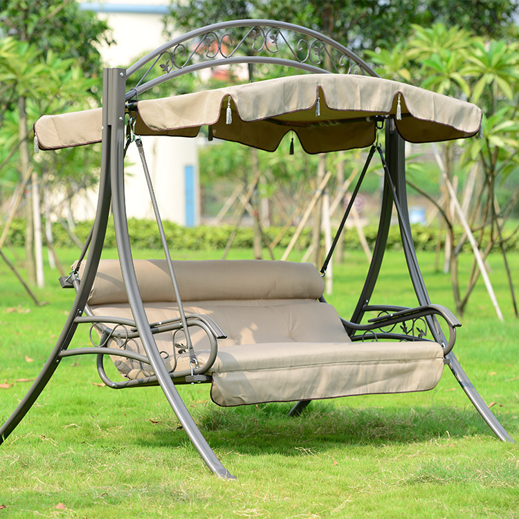 Swing chairs for sale garden swing bed hammocks with for Outdoor hanging beds for sale