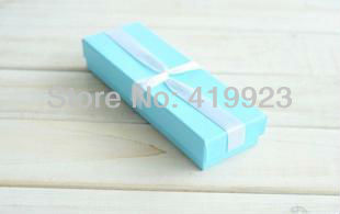 [Simple Seven] Festival Fashion Sky Blue Necklace /Gift /Jewelry box Ribbon(Big Size) - Simple Seven Special Store store