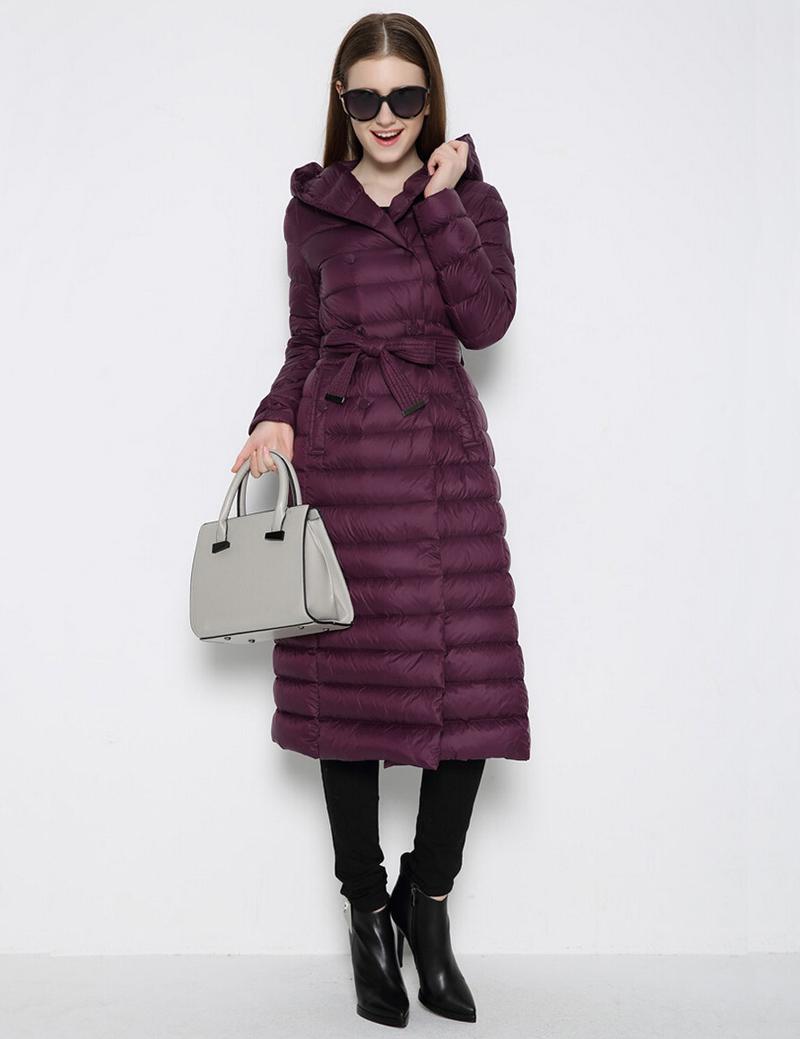 Aliexpress.com : Buy Winter Jacket Women Long duck Down ...
