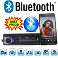 2015 New style 12V Car radio aux in FM Radio MP3 Audio Player Support Bluetooth Phone