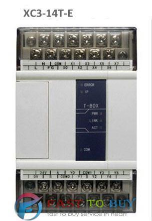 Здесь можно купить  XC3-14T-E XINJE PLC XC3 Series New  Электротехническое оборудование и материалы