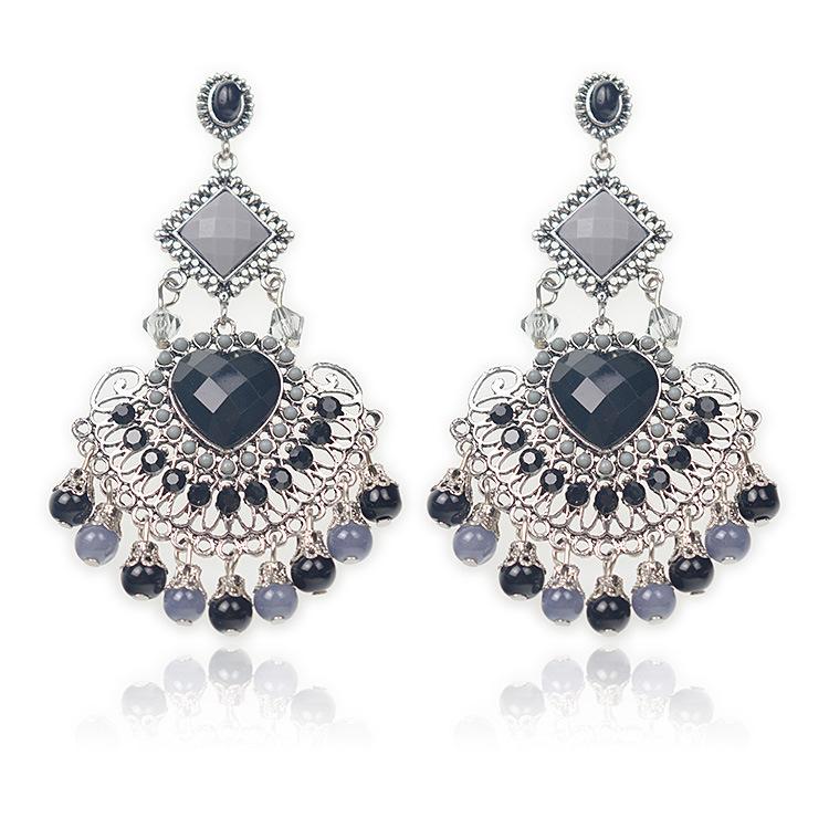 aliexpress buy large earrings big fashion charm stud