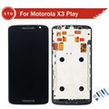 For Motorola MOTO X play for moto x3 xt1562 LCD Display with Touch Screen Digitizer Assembly