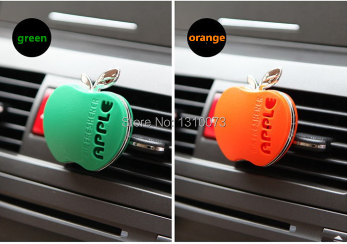 Hot selling! Attractive car styling air freshener parfume New design perfum Car perfume comfortable feeling car kit 5colors(China (Mainland))