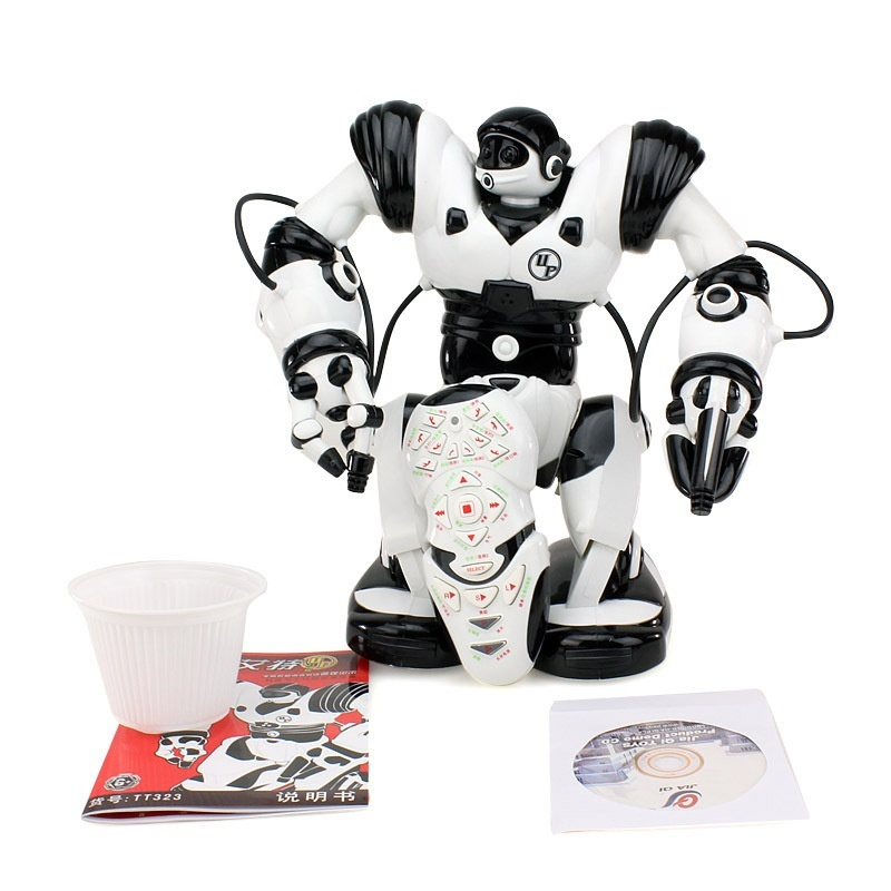 Фотография X5 Intelligent Programming Robot Ait TT323 Upgrade Talk Smart Dialogue Remote control Toy Dancing and singing for Child boy 6+