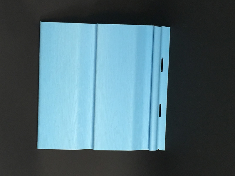 PVC Wall hangs panels cheap and practical wall decorative board 1.3mm thickness wood grain texture Plastic Profiles exterior(China (Mainland))