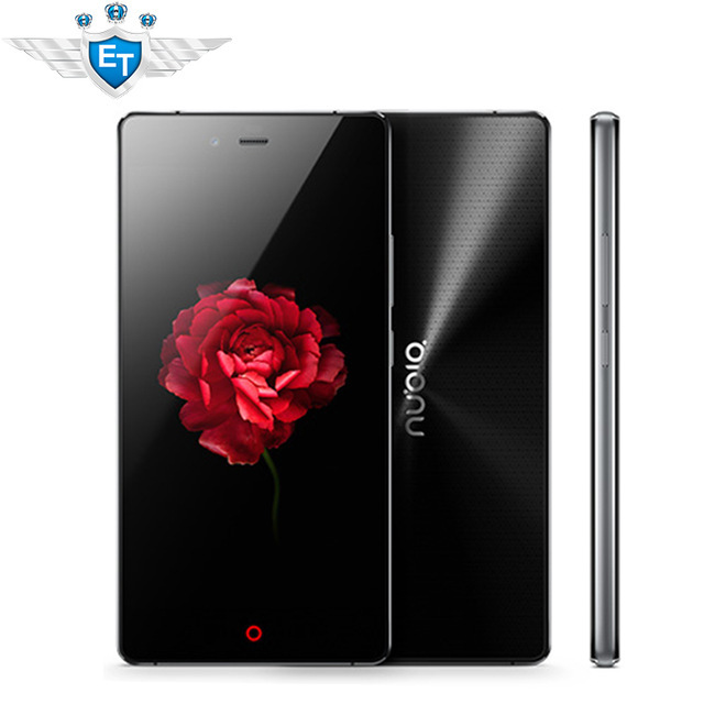 "Original ZTE Nubia Z9 Max 4G Cell Phone Android 5.0 Snapdragon 810 2.0GHz Octa Core 5.5""1920x1080 3GB RAM 16GB ROM 16.0MP Camera(China (Mainland))"