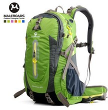 Free shipping Outdoor sport travel backpack mountain climbing backpack climb knapsack camping hiking backpack 40L 50L