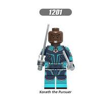 Legoings Железный человек Бэтмен Супер Герои Тор Халк Капитан Америка модель человека-паука строительные наборы игрушки для детей(China)