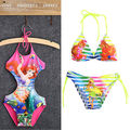 2016 NEW Kids Baby Girls Beauty Mermaid Fancy Swimwear Swimsuit Bikini Set Age 2 10Y