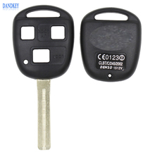 Buy Remote 3 Button Key Shell + Short Blade 42mm Lexus GX470 RX350 ES300 RX300 RX400h SC GS LS Chip Uncut Blank Case Cover for $1.32 in AliExpress store