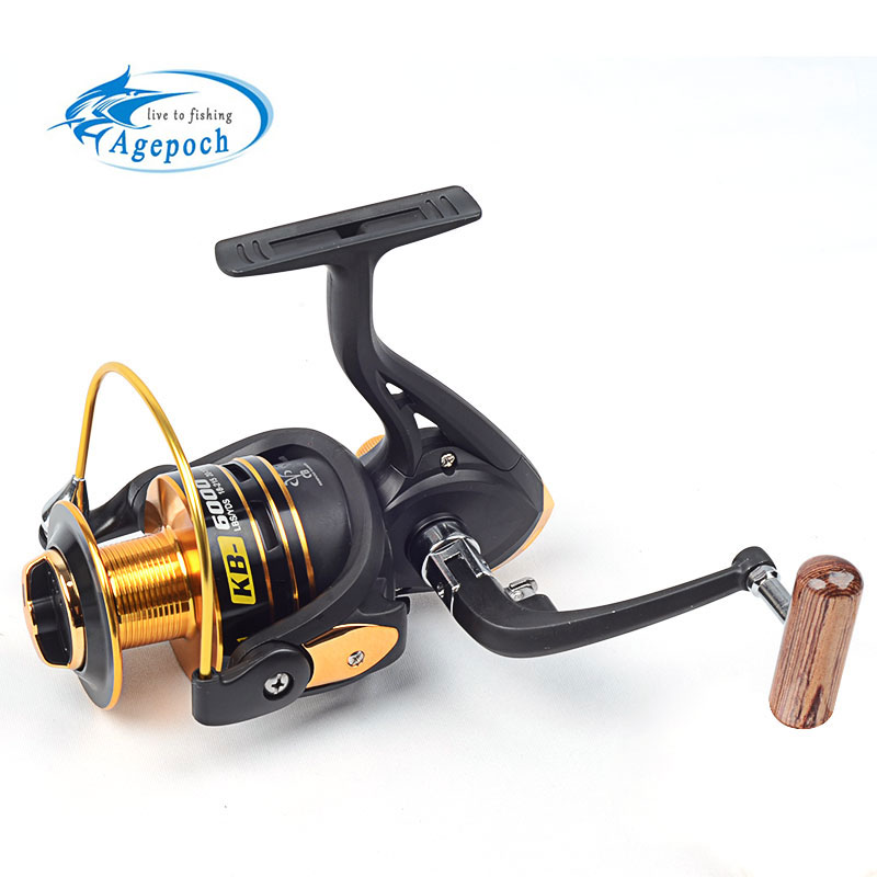 Agepoch 12 bb spinning spin drag cat japanese gear fishing for Ocean fishing gear