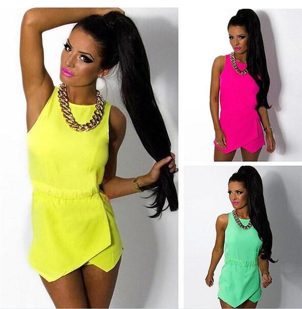 Женский комбинезон Brand New 2015 V Playsuits 63027 женский комбинезон new brand v mujer j13651w