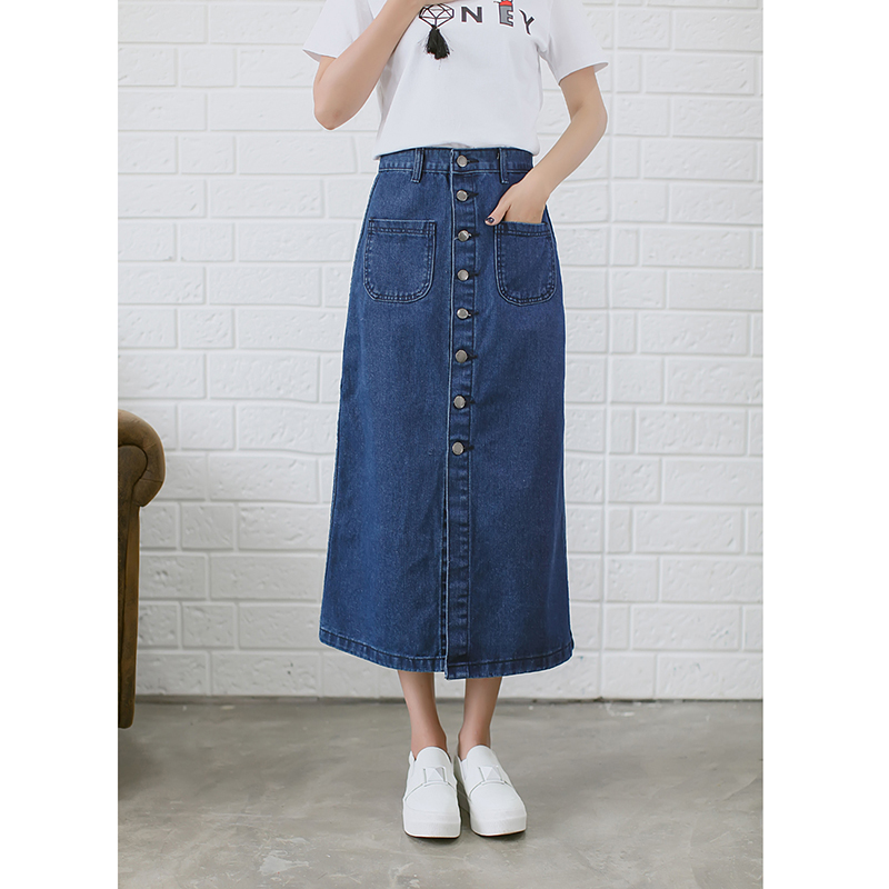High Quality Designer Denim Skirt Promotion-Shop for High Quality ...