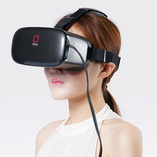 DeePoon E2 Virtual Reality Display Glasses VR Video Game 1080P AMOLED Screen Head-Mounted Wth HDMI Cable PC - SPAYPS- SupPower As Your Power Supplier store