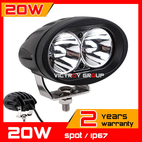 Система освещения Led work light 20W ATV 12v 24v IP67 Offroad Worklight Seckill 10w 18w система освещения brand new 50 288w offroad 4wd atv 4 x 4