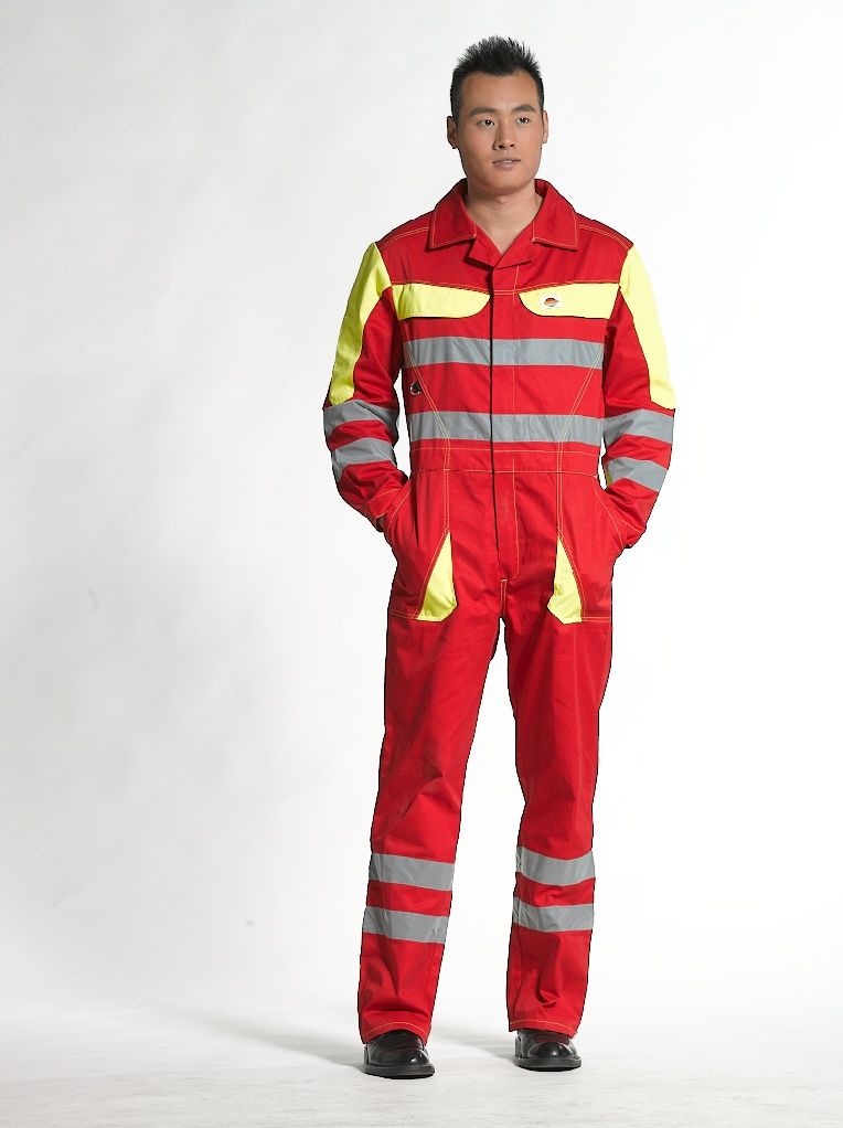 2016 Spring Autumn Wholesale Work Wear Coverall Worker