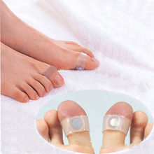 10pair  Slimming Health Silicon Magnetic Foot Massager Massge relax Toe Ring for Weight Loss Relaxation Care