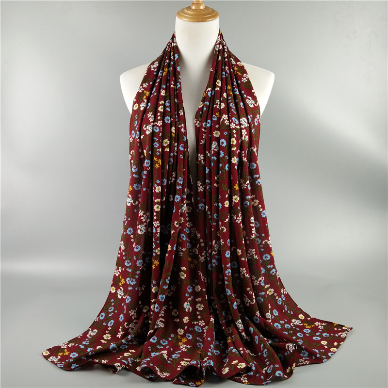 Modal Scarf - Vineyard Thiess Scarf by VIDA VIDA