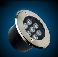 12 шт. / lot 7 * 2 W из светодиодов под землёй лёгкие водонепроницаемый IP68 из светодиодов сад лёгкие 100 lumens / W 2 год гарантии