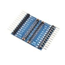 Buy 8 channel level conversion module two-way conversion 3.3V 5V IO access 5V sensor Raspberry Pi for $1.33 in AliExpress store