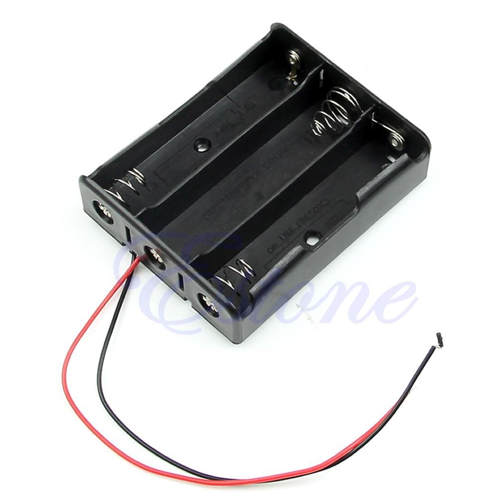 Бокс для хранения батареек YSTD010 18650 6 3 28013