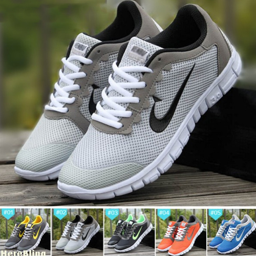 Promotional Discounts New Lightweight Breathable Mesh Of Men Casual Shoes Sneakers Adult Sports Shoes Men's Shoe 2014 Hot Sale(China (Mainland))