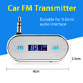 3 5mm Mini Wireless Transmitter Car Radio Adapter Car MP3 Player For Smartphone
