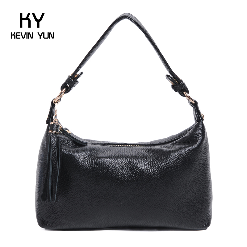 Fashion 2014 women's genuine leather handbag one shoulder cross-body women's bags portable first layer of cowhide small bag