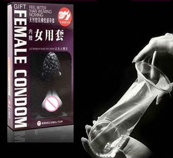 Female Condoms Thin Condom Cover Contraception And Prevention Of Infectious Diseases Adult Health Care Products Preservativo