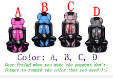 4 Colors for Your Choice,Kids Car Belt,Portable Lovely Kids Car Seat Sefety,Safety Design,Kawaii Children Safety Belts for Cars(China (Mainland))