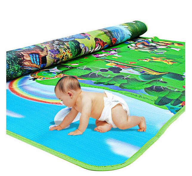 Детский игровой коврик Doulble