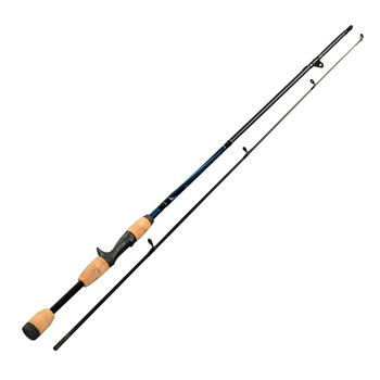 """2 tip spinning fishing rod 7""""  M actions 6-12g 5-20g lure weight Casting Lure Fishing Rod"""