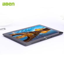 Free shipping ! Bben T10 10.1inch IPS 1280*800 2GB RAM 64GB ssd windows tablet pc quad core laptop intel cpu Z3735D 3g tablet PC