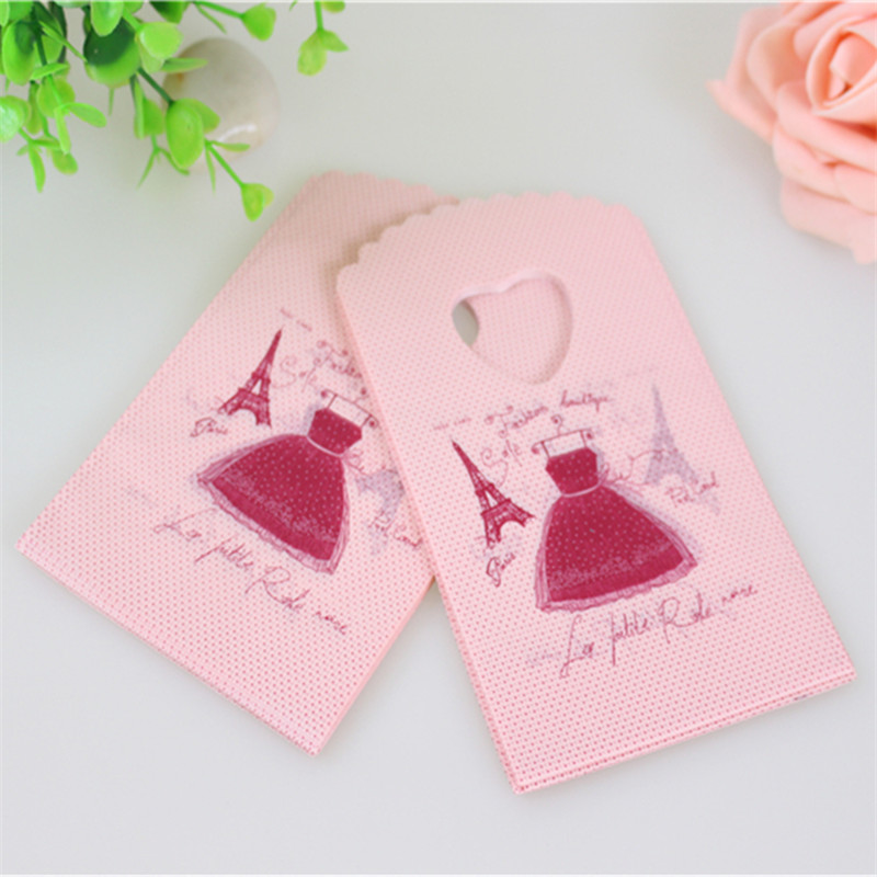 New Design European Style Wholesale 50pcs/lot 9*15cm Fashion Girl Skirt Mini Packaging Bags Small Gift Bags(China (Mainland))
