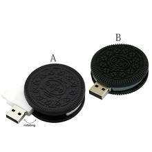 usb flash drive oreo model pen drive 4gb u disk 32gb/8g/16g usb stick on hot sale flash memory stick usb 2.0 2016 memory disk