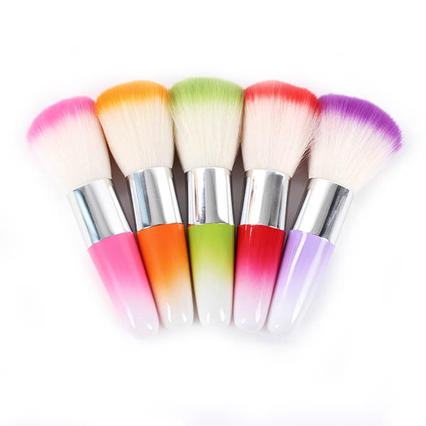 New Arrival Nail Brush Dust Powder Remover For Acrylic & UV Gel Nail Art Dust Cleaner(China (Mainland))
