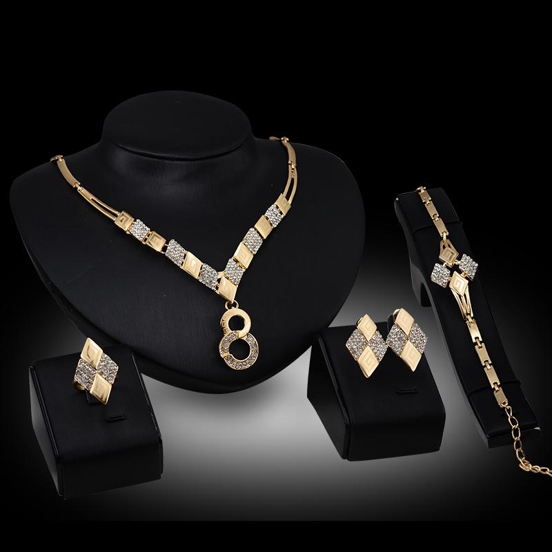 buy fashion african bridal wedding costume jewelry