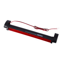 Buy 1 Pcs Universal 32 LED Red Car High Mount Third Brake Stop Tail Light Warning Lamp 12V Hot for $3.35 in AliExpress store