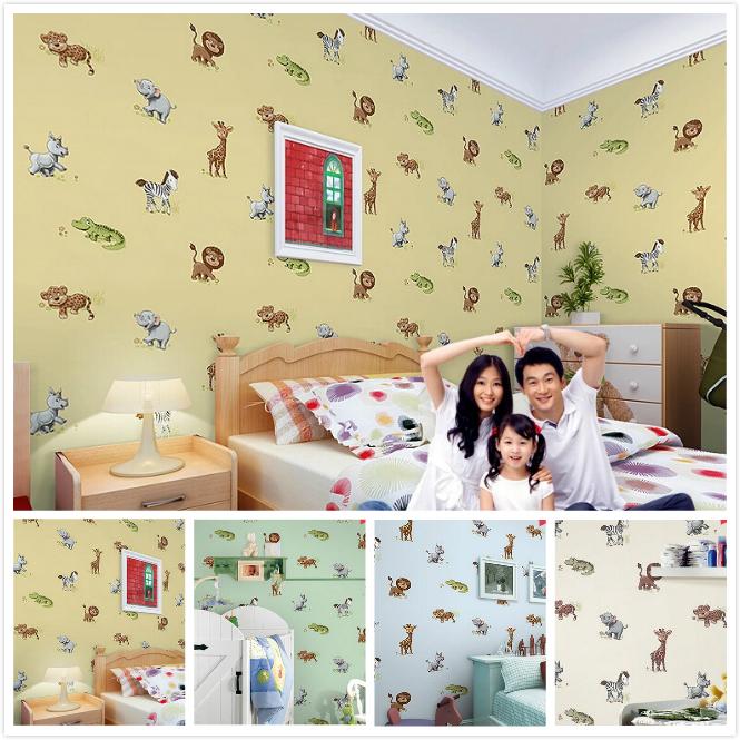 mural wallpaper for kids room green non woven wallpaper roll bedroom