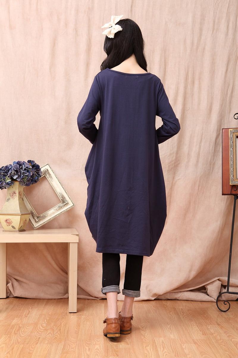 rockabilly knitted roupa jurken autumn blusas feminino linen vintage tunique kawaii retro hippie moda plaid harajuku suede dress
